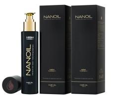 pielęgnacja włosów olejkiem Nanoil